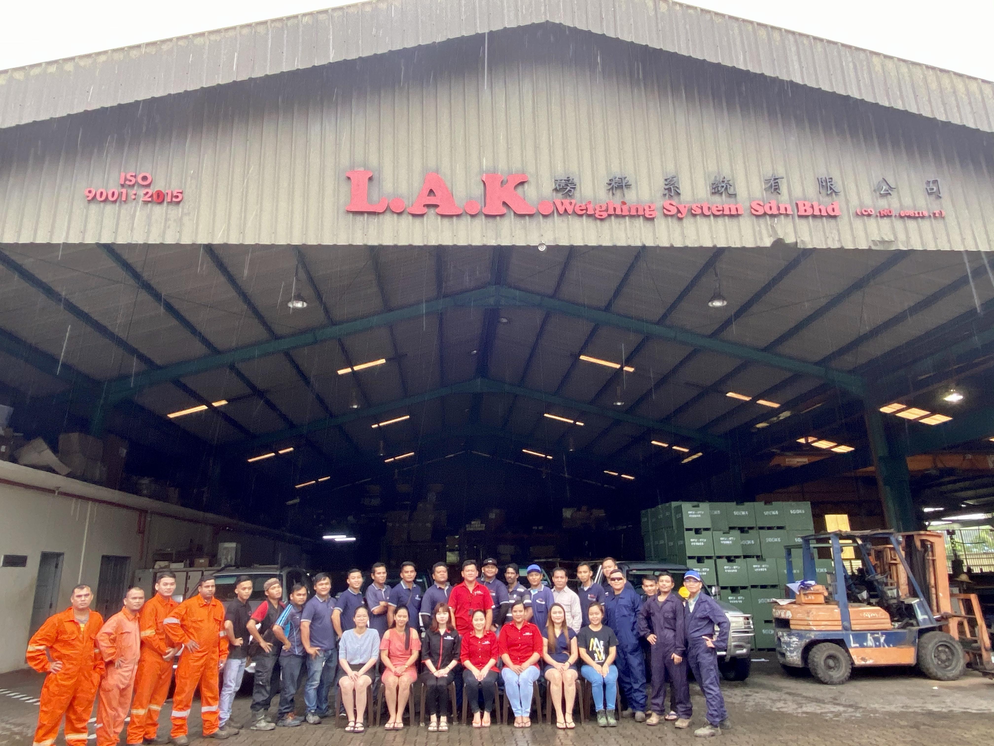 LAKWS Kuching HQ Factory